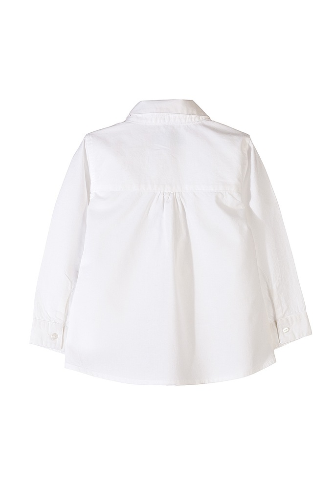 5.10.15. Koszula dziewczęca biała 3J3502 122 7653607669  R0CuV