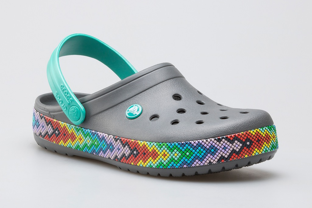 Klapki Crocs crocband gallery 205166 0DA r. 38 39