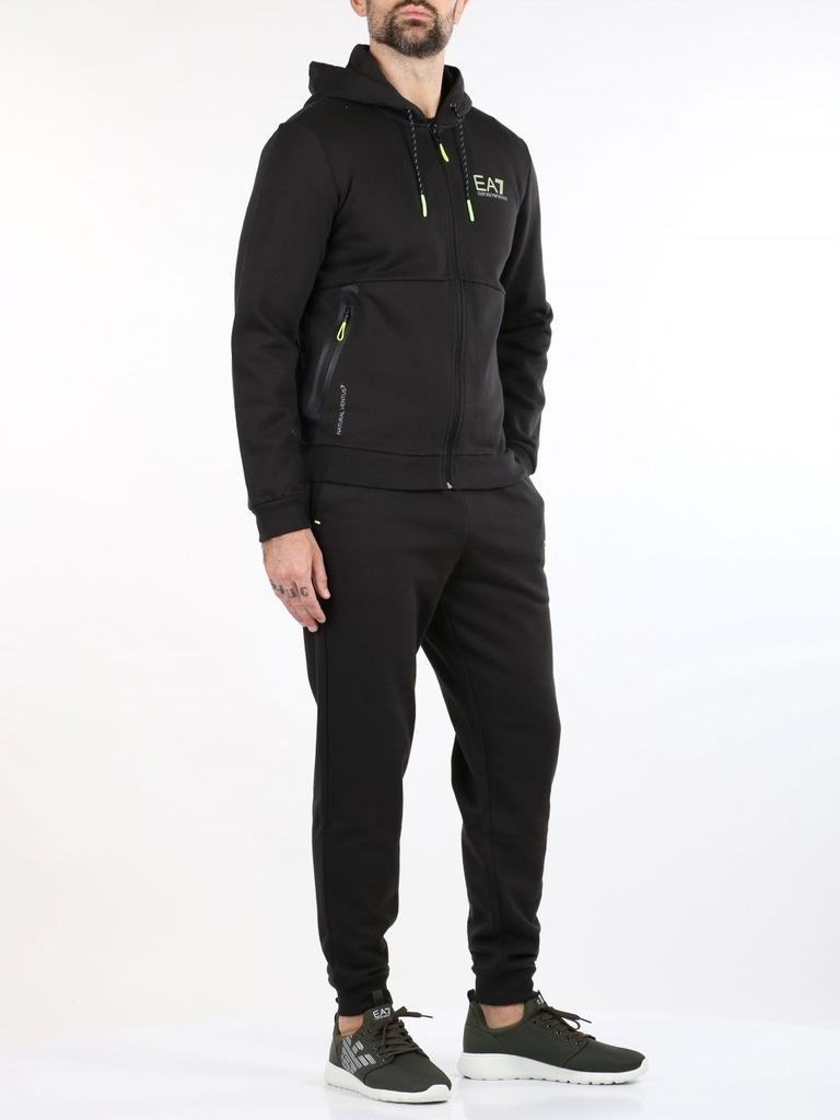 EMPORIO ARMANI EA7 ORYGINALNY męski dres 2019 XL