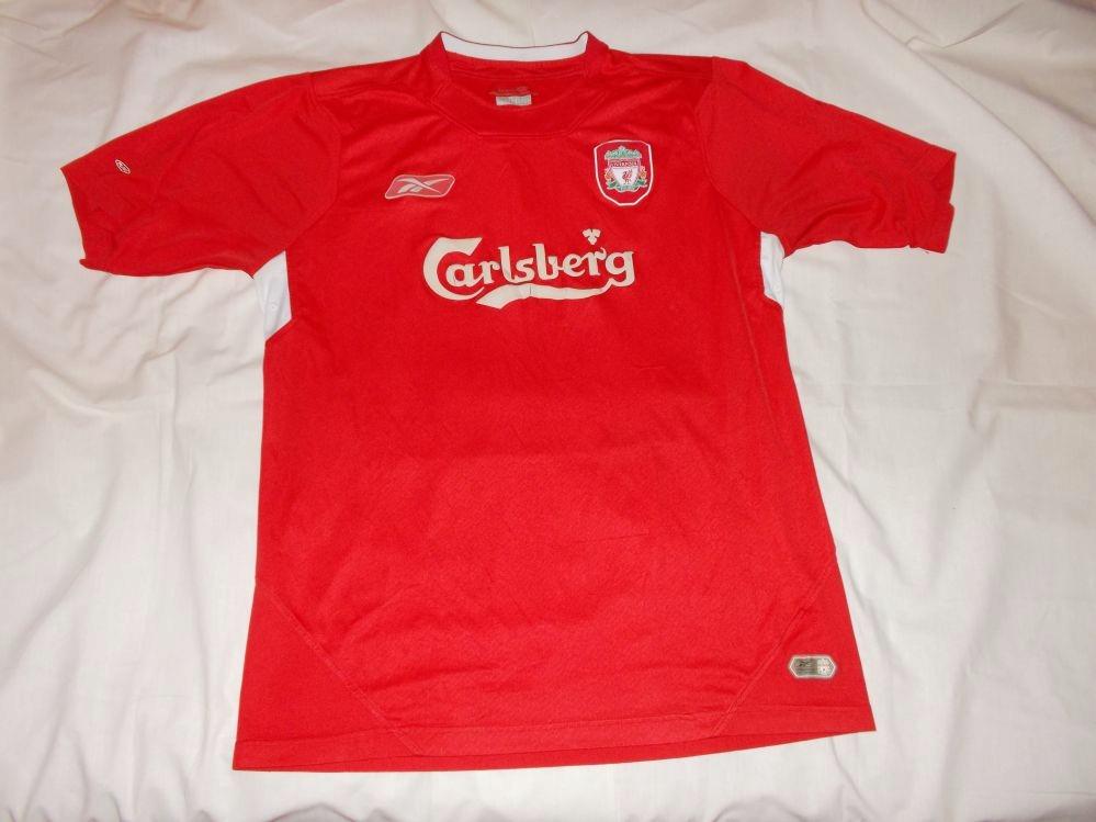 Koszulka Reebok Liverpool Oldschool Salah Mane