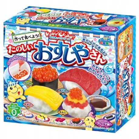 Kracie Popin Cookin Japana Sushi Super Cena 7656556554 Oficjalne Archiwum Allegro