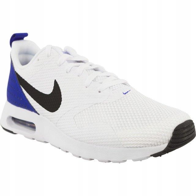 Białe Czarne Niebieskie Buty Sportowe Nike r.41