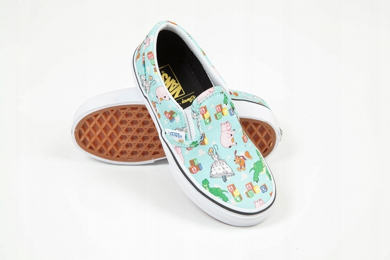 Buty VANS Slip On (Toy Story) Buzz Astral 31