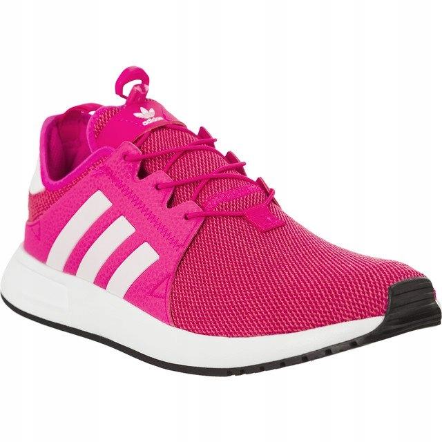 Różowe Buty Damskie Sportowe Adidas r.35,5 7586345754