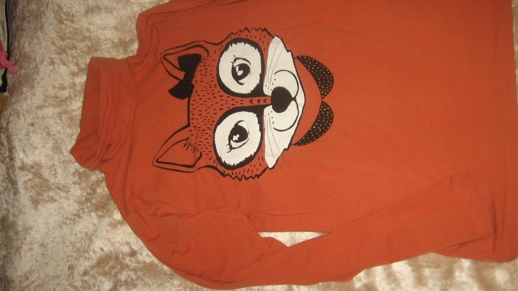 Bluzeczka GOLF LISEK dla dziewczynki C&A 164