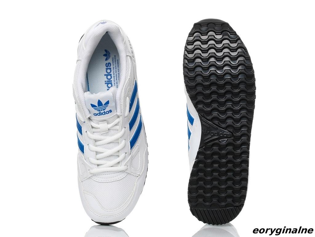 Buty Męskie Sportowe adidas ZX 750 BB1218 Białe