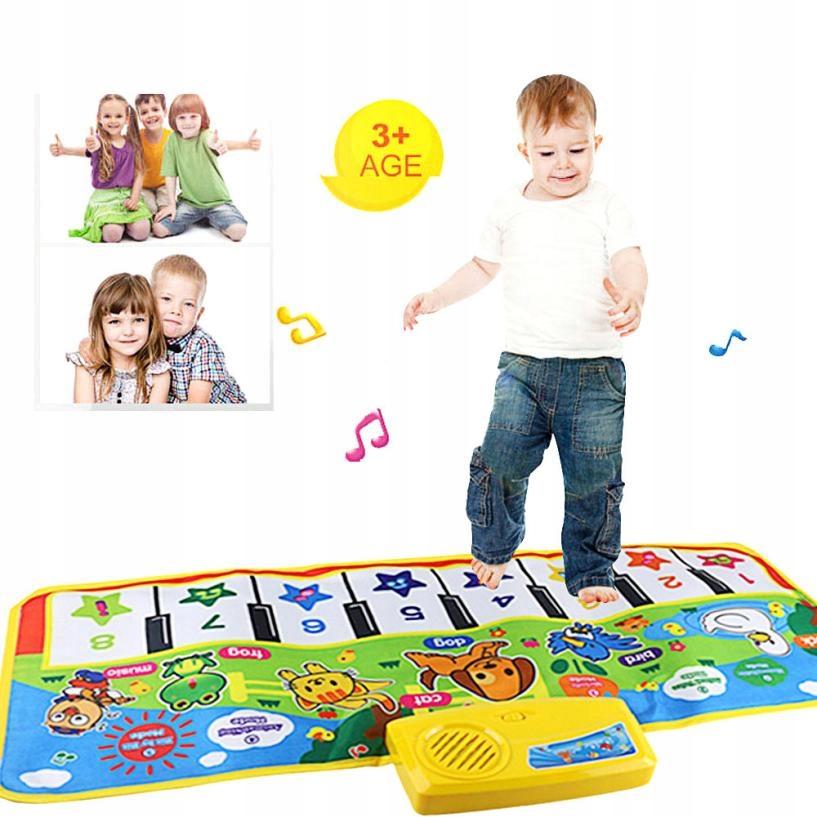 Mata Muzyczna Dla Dzieci 7641251909 Oficjalne Archiwum Allegro