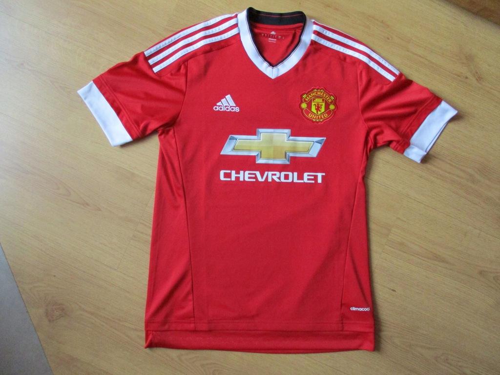 MU231: Manchester United koszulka Adidas