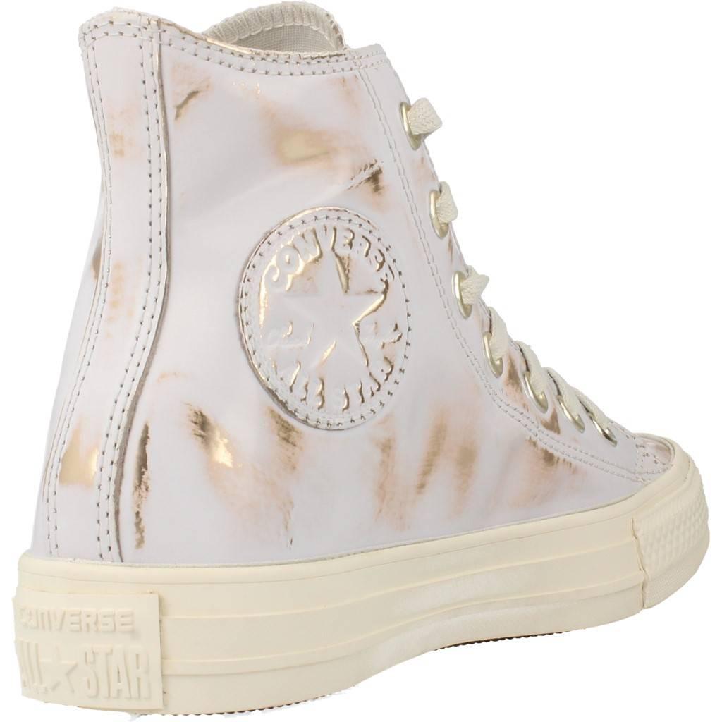 Converse skórzane unikat biel różowe złoto 37,5!!