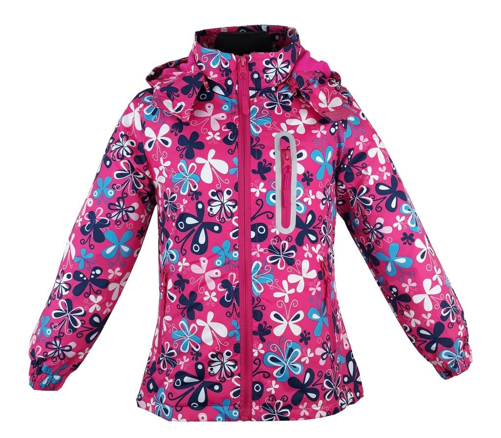 kurtka wiosenna 170 dziewczęca