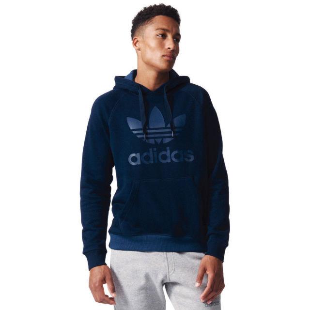 Adidas Originals czarna bluza męska WC1235 M