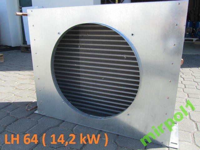 SKRAPLACZ CHŁODNICZY PAROWNIK BITZER 14,2 kW NOWY