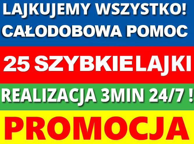 500 Lajki Facebook Szybko Like Lubie To Konkurs Fb 6958866028 Oficjalne Archiwum Allegro
