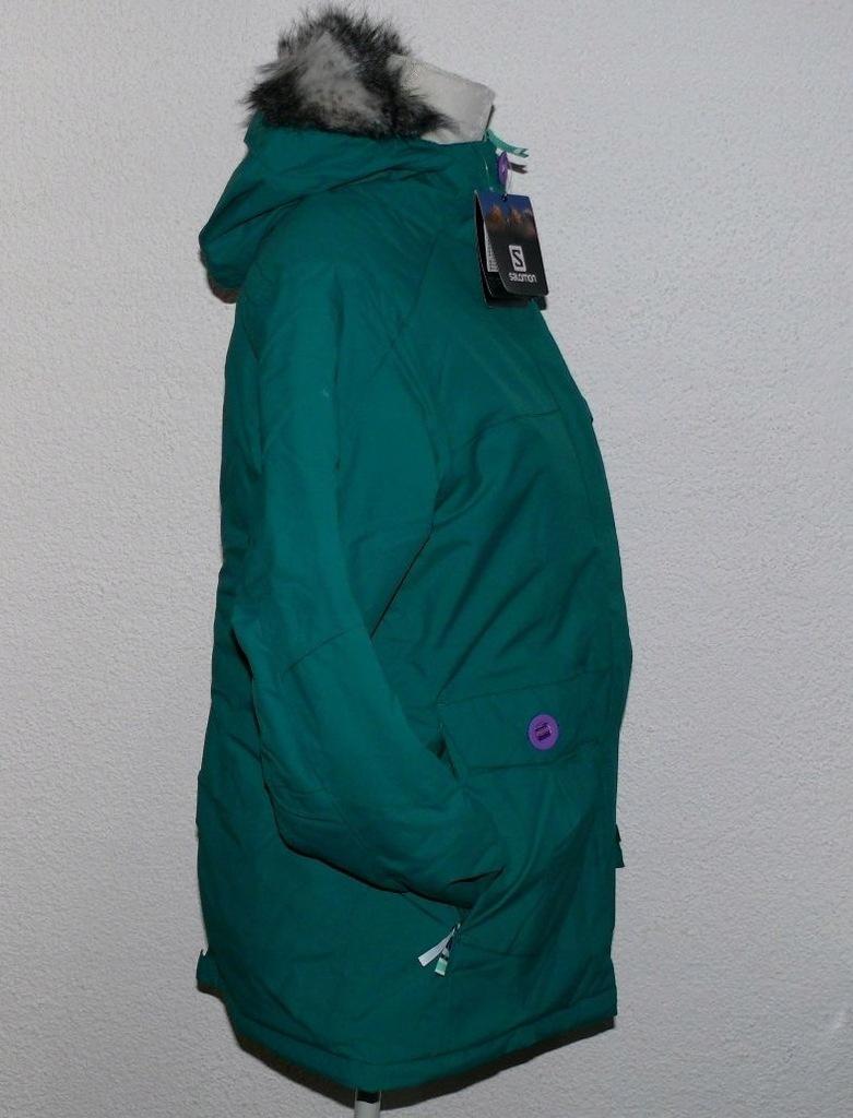 Salomon Whiteseason Junior kurtka narciarska 152