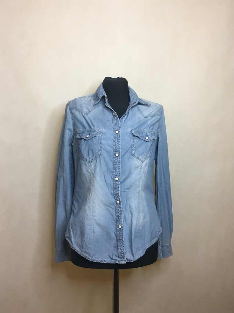 Koszula H&M Jeans S/M