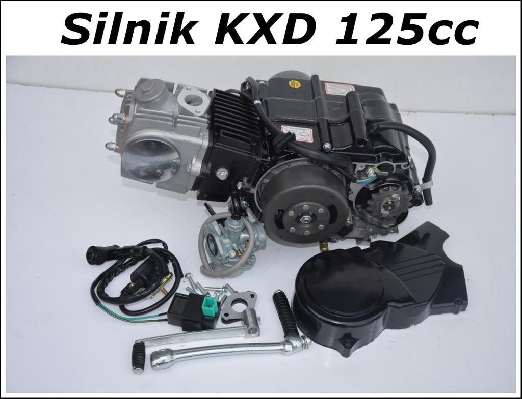 Silnik 125 Ccm Moretti 4t Romet Zipp Junak Barton Naprawskuter Pl Allegro Pl