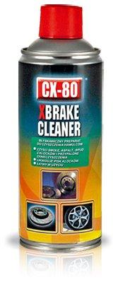 XBRAKE CLEANER 500ml Do czyszczenia hamulców CX80