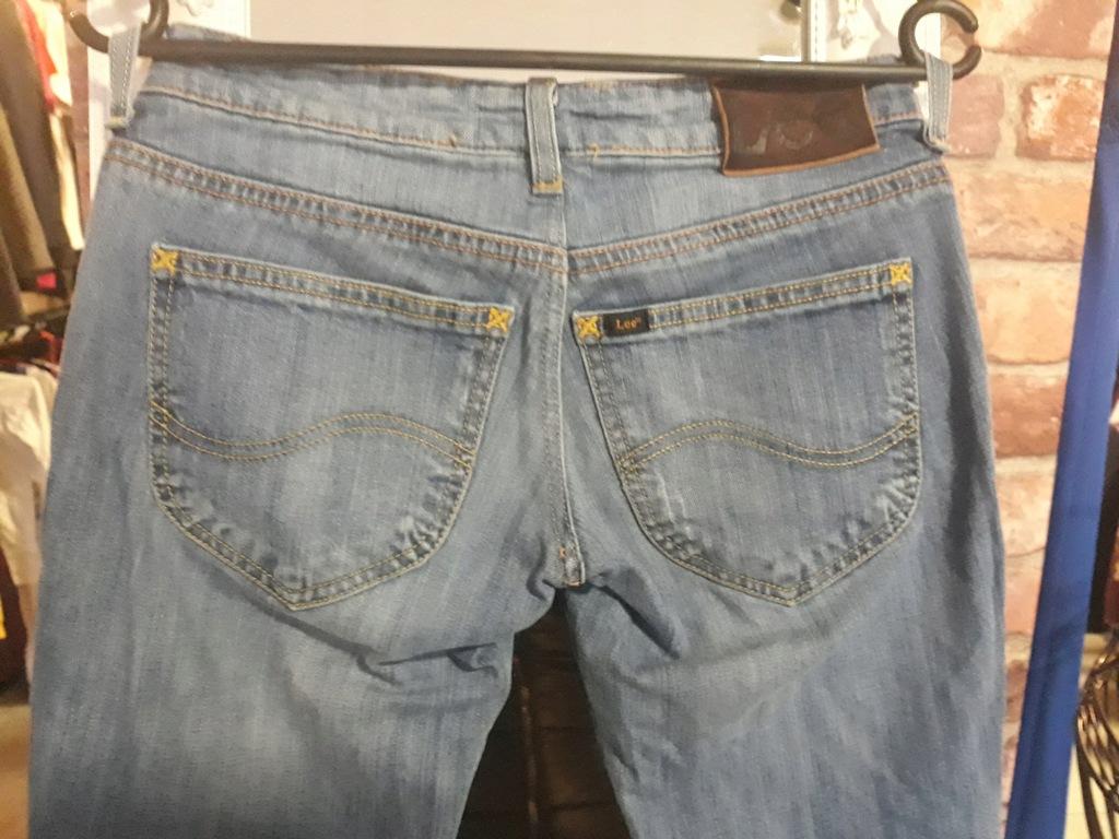 Spodnie damskie Lee W25 L31 xs
