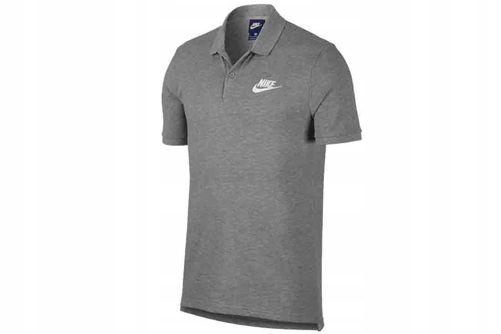 NIKE NSW MATCHUP POLO (S) Męski T-Shirt