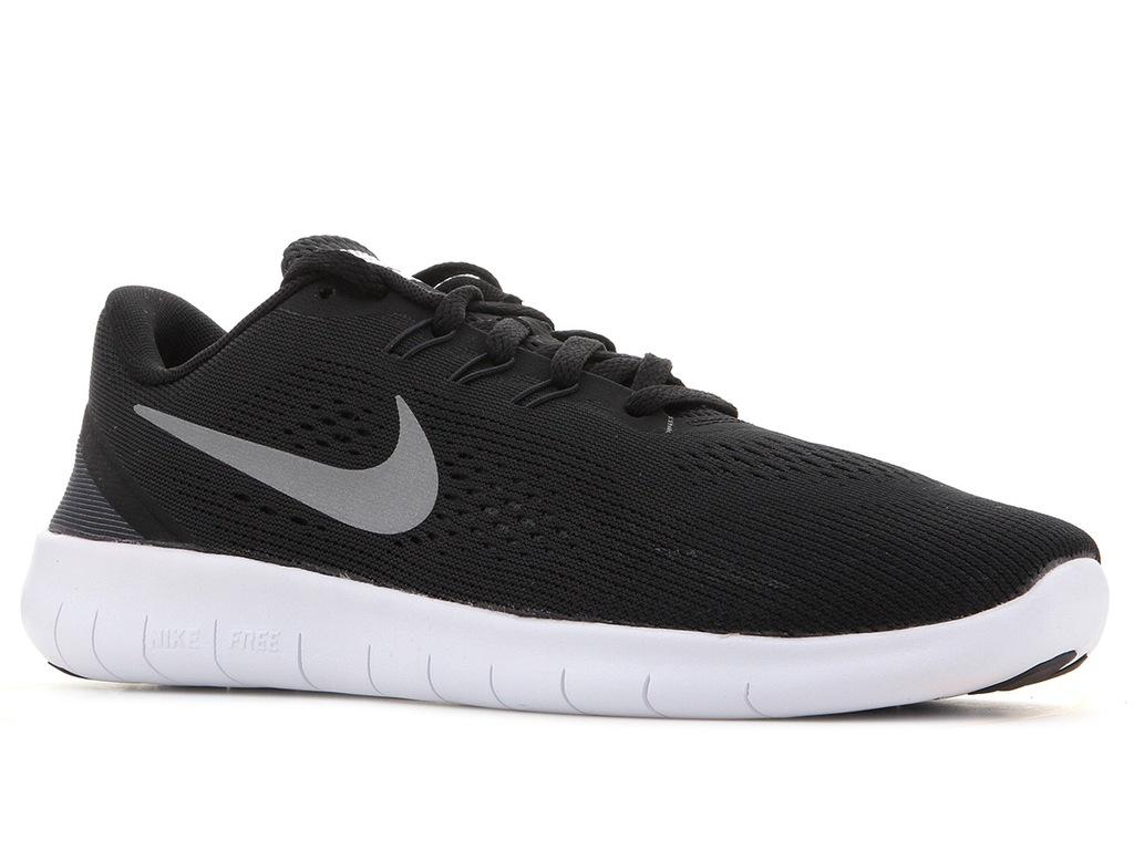 Buty damskie sneakersy Nike Free Rn 833989 001 | czarne