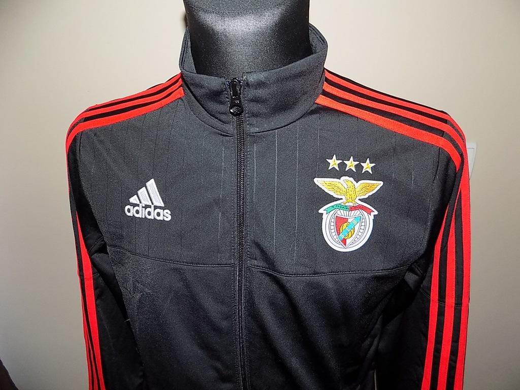 Adidas Benfica Lizbona bluza klubowa męska S 176cm