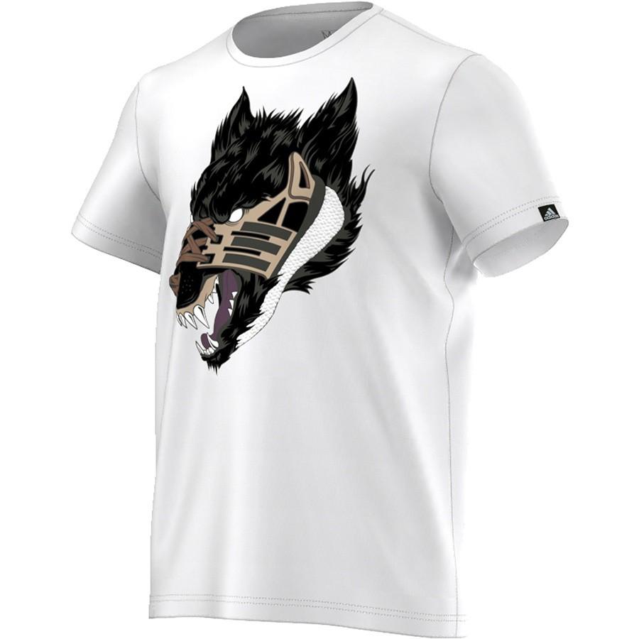 Koszulka damska adidas aop pack tee ii czarna dv3022