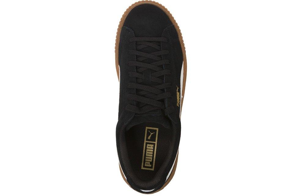 Kolorowe Zamszowe Buty Sportowe Puma r.37,5