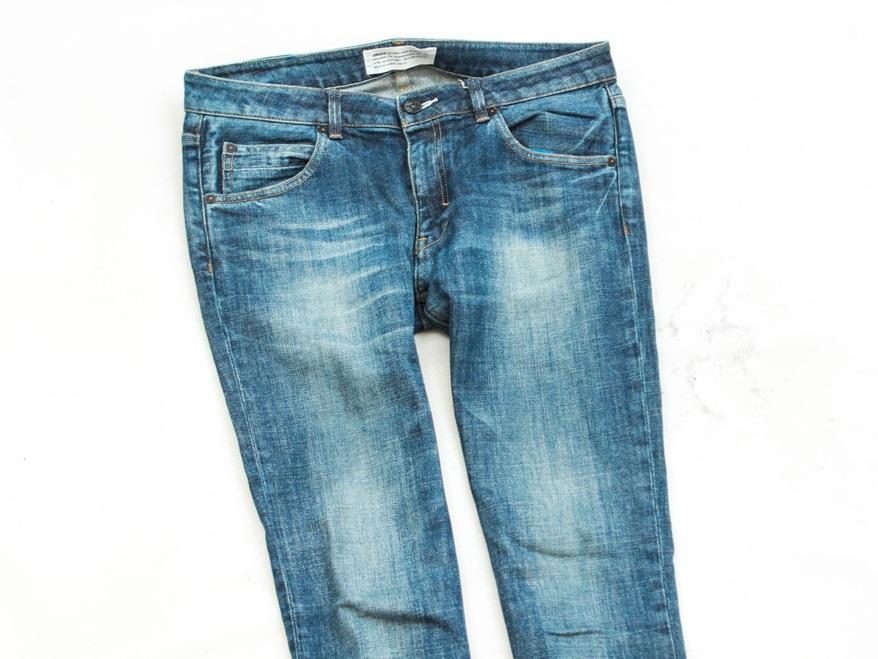 O Adidas Originals Spodnie Męskie Jeansy Dżinsy 30