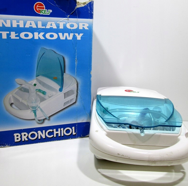 INHALATOR TŁOKOWY BRONCHIOL