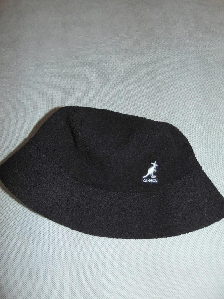 KANGOL czapka z rondem NOWA