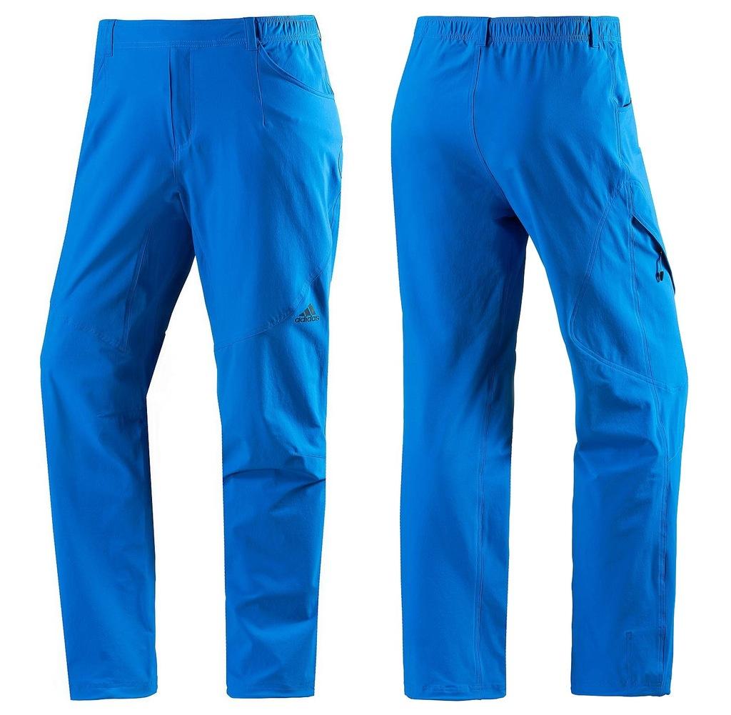 Spodnie trekkingowe męskie Terrex Zermatt GTX Adidas