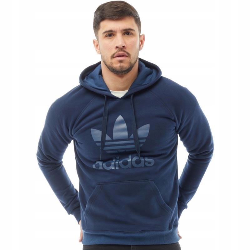 Bluza Męska Adidas Trefoil AO1841 r. M 7637080340