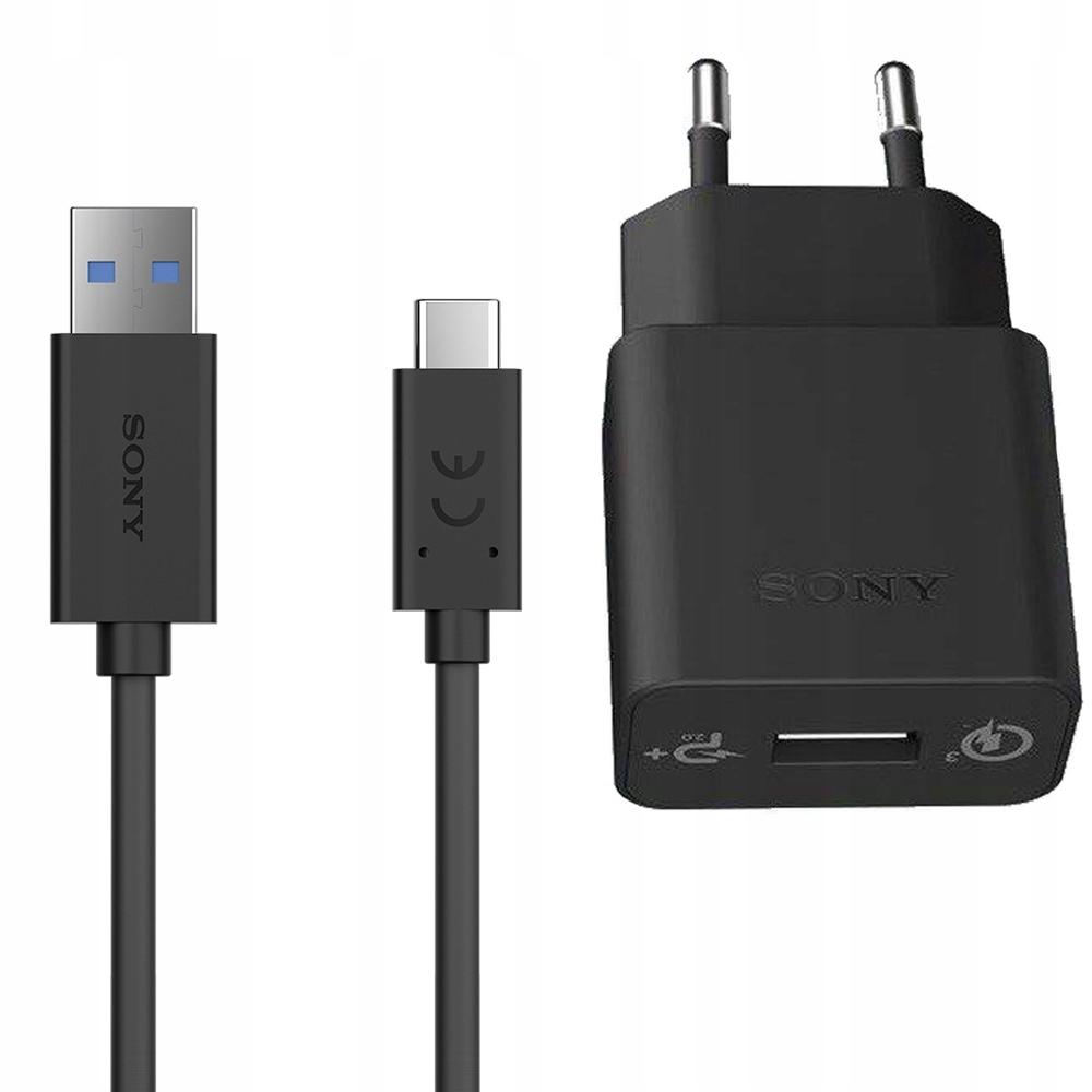 Xiaomi Mi Mix / 2 Ładowarka Sony QC + kabel USB-C