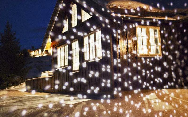 Star Laser Projektor Laserowy Led Padajacy Snieg 7080413045 Oficjalne Archiwum Allegro
