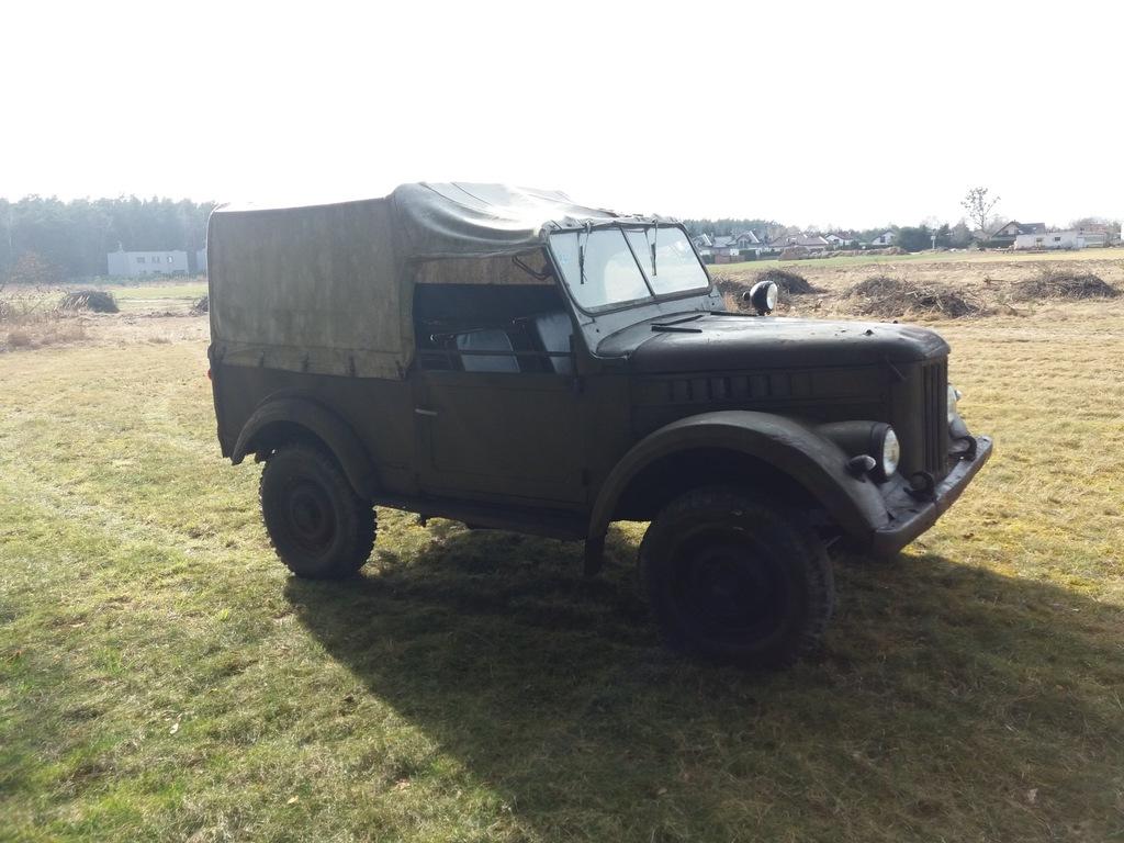 GAZ 69 1959R