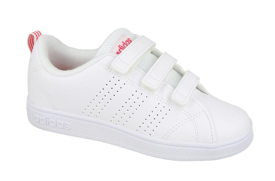 Buty dziecięce adidas BB9978 białe