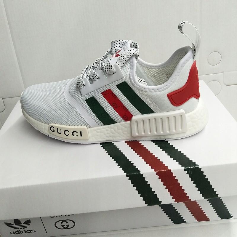 Buty Gucci Adidas Dwa Rozmiary 43 I 39 7423122430 Oficjalne Archiwum Allegro