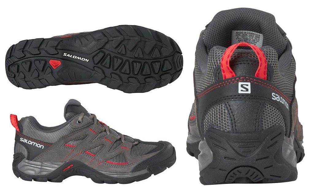 Salomon Hatos 3 buty trekkingowe damskie 41 13