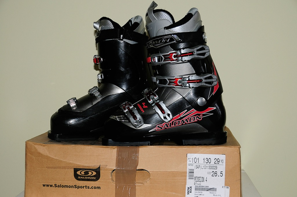 Buty narciarskie Salomon Mission 4 stan idealny!