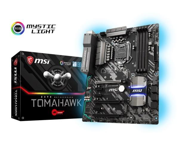 Płyta główna MSI Z370 TOMAHAWK 4DDR4 ATX