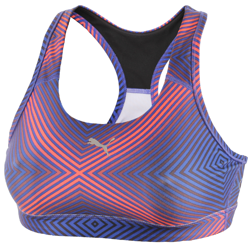 PUMA Sportowy top stanik damski fitness dry cell S