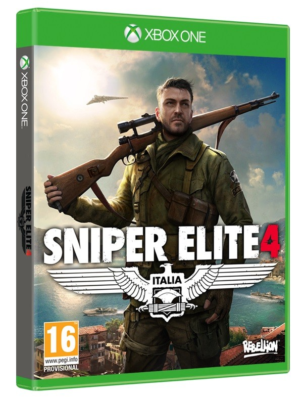 Sniper Elite 4 Gra Xbox One Polskie Napisy 7089038730 Oficjalne Archiwum Allegro
