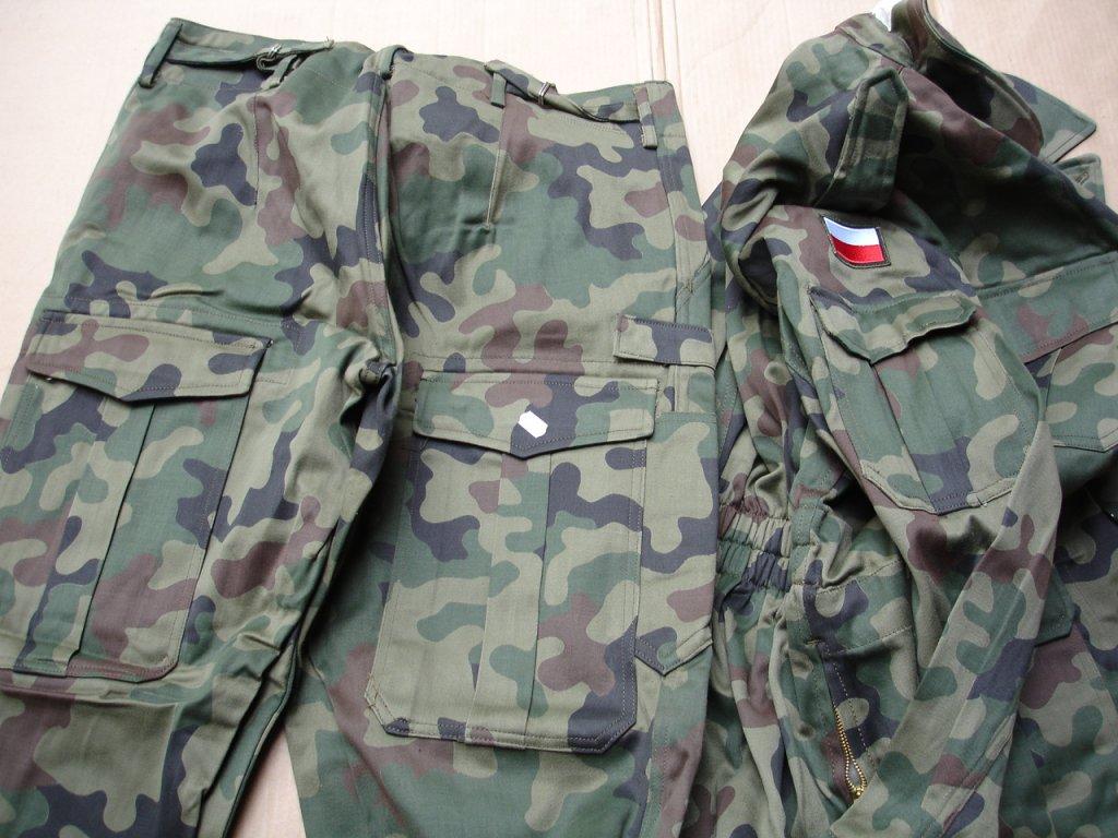 Unikat Lata 90 Te Wojskowy Mundur Wz93 104 166 104 6707597904 Oficjalne Archiwum Allegro