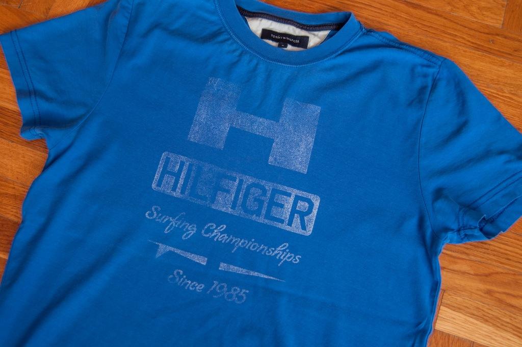 T-shirt Hilfiger, Gdańsk, BCM