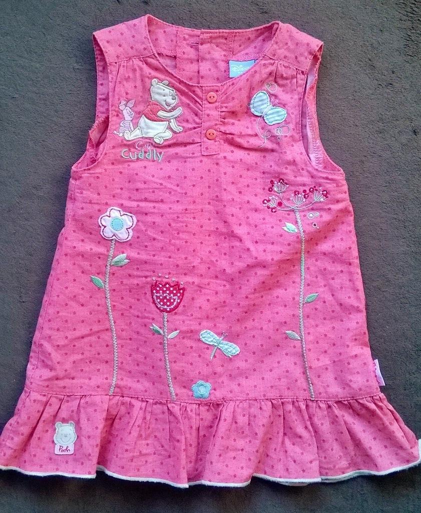 Sukienka Disney Baby rozm 68