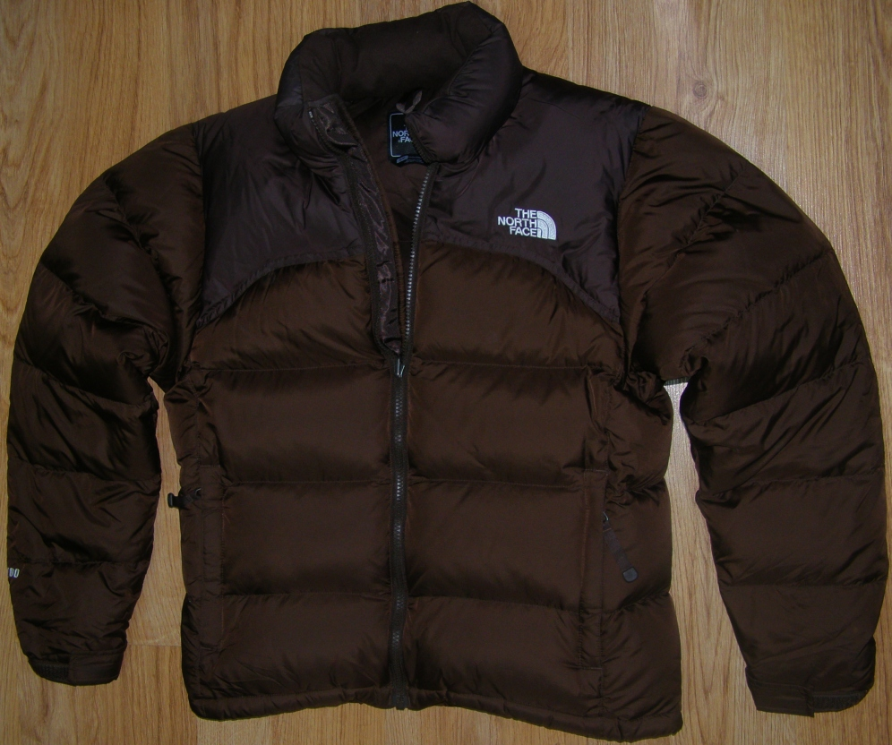 KURTKA THE NORTH FACE 700 GESI PUCH ORYGINAL TNF