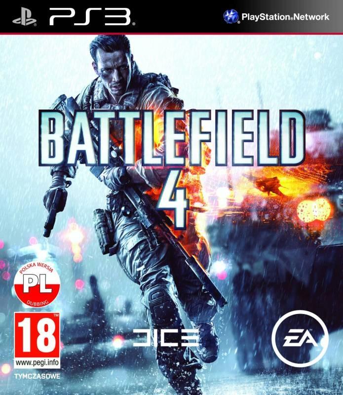 Battlefield 4 Gra Ps3 Pl Wojna Walka Bf4 7443045110 Oficjalne Archiwum Allegro
