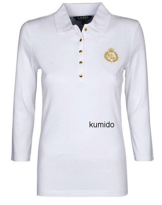 Ralph Lauren US polo stylowy top koszulka w paski Zdjęcie
