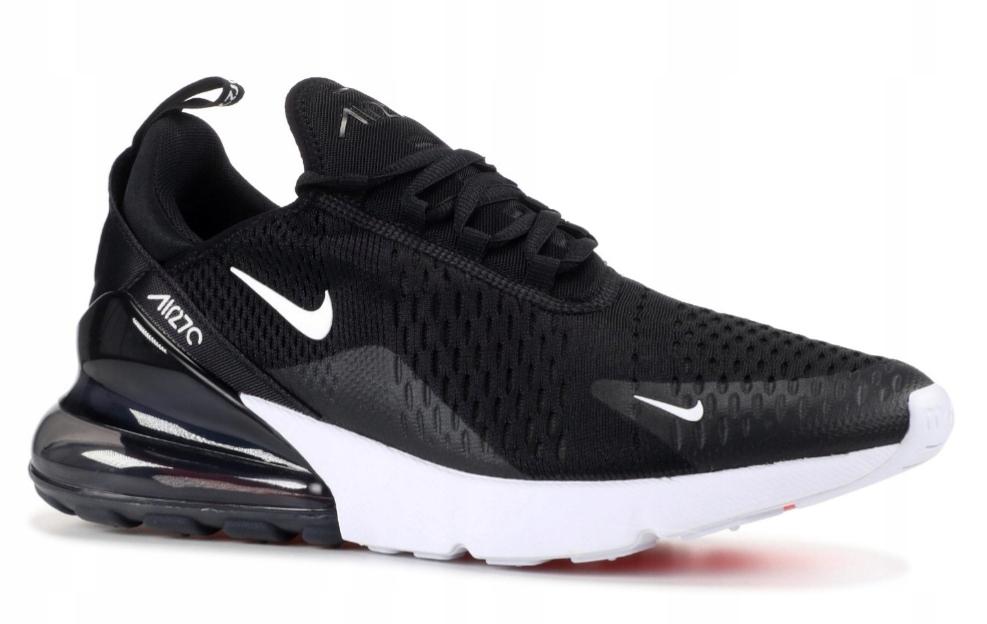 Buty Nike Air max 270 czarne damskie r. 38