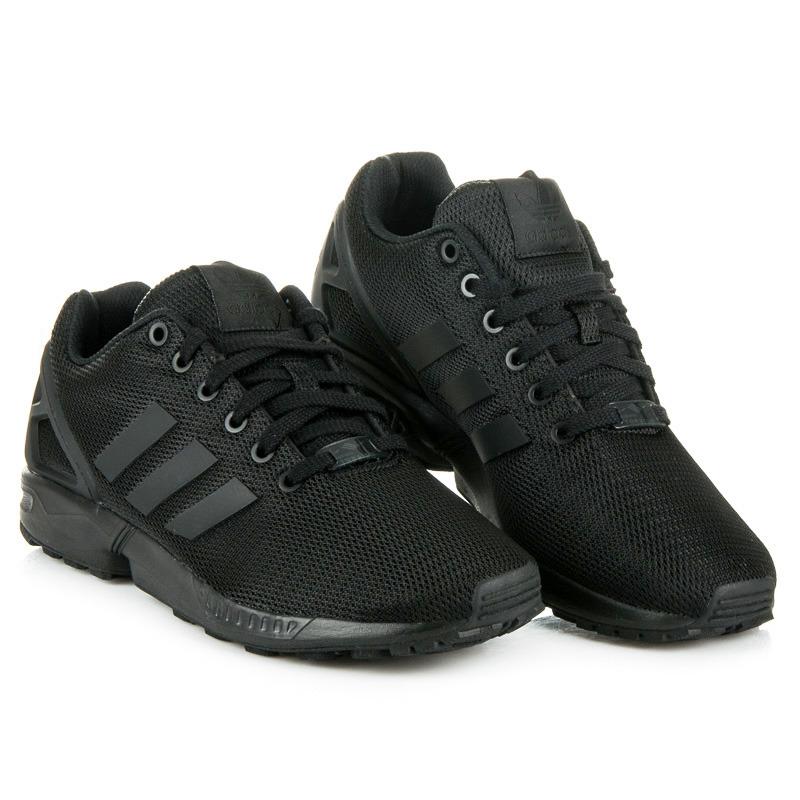 ADIDAS ZX FLUX 42.5 czarne sznurowanie buty